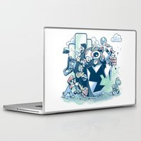 katamari Laptop & iPad Skins featuring Katamario by TEEvsTEE