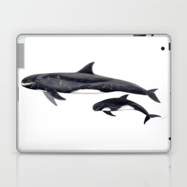 Pygmy killer whale Laptop & iPad Skin