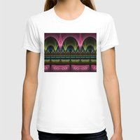 theatre T-shirts featuring Theatre of Fantasy Fractal by gabiw Art