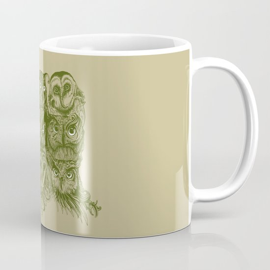 Nine Owls Mug