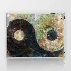 Yin and Yang Laptop & iPad Skin