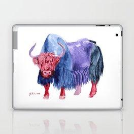 Technicolor Yak Laptop & iPad Skin