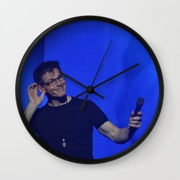 Morten Harket of A-HA Wall Clock