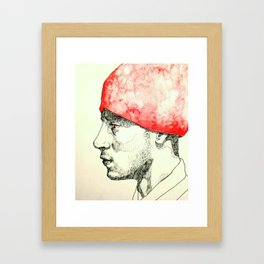 And I Care What You Think Framed Art Print