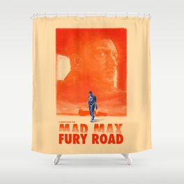 Mad Max: Fury Road Shower Curtain