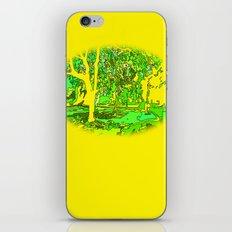 Park2 iPhone & iPod Skin