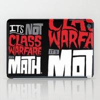 math iPad Cases featuring It's Math by Chris Piascik