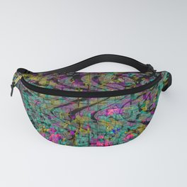 Recycled Pixels Fanny Pack