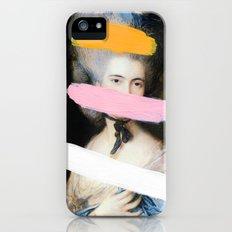 Brutalized Gainsborough 2 iPhone SE Slim Case