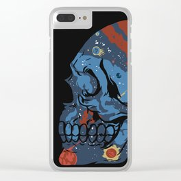 Inner Space Clear iPhone Case
