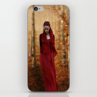 gothic iPhone & iPod Skins featuring Gothic by Best Light Images