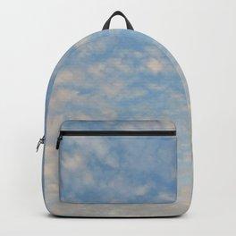 Blue Sky Photograph Backpack