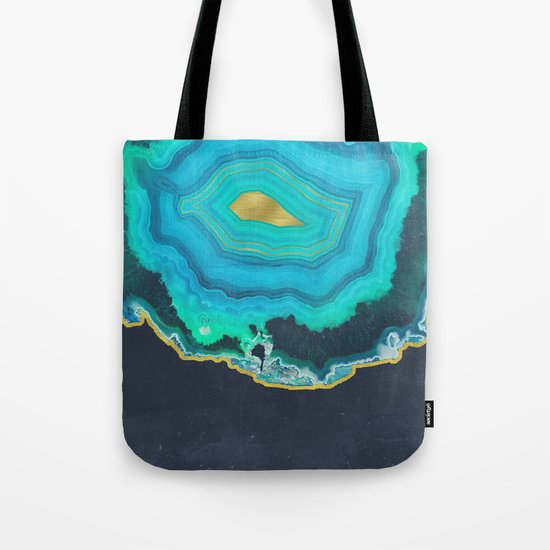 Infinite World Tote Bag