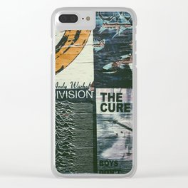 Rock my world Clear iPhone Case