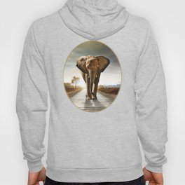 The Elephant Hoody