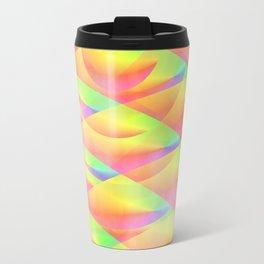 Bright Interference Travel Mug