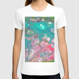 Lilies on the Pond T-shirt