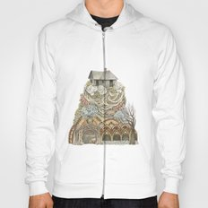 Sweet Home I // Forest Illustration Hoody