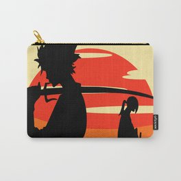 Sharp Like An Edge Of A Samurai Sword Carry-All Pouch