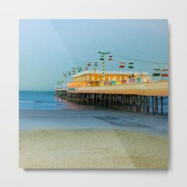 Daytona Summer Metal Print