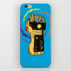 Infinity Power iPhone & iPod Skin