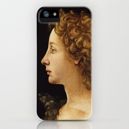 ITALIAN ART PRINT iPhone Case