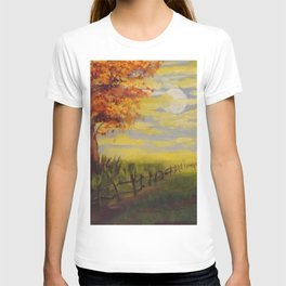 Summer's Sunset T-shirt