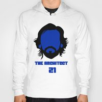 juventus Hoodies featuring Pirlo Juventus by Sport_Designs