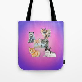 Rasmuss and friends Tote Bag