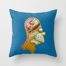 Homeric Thought Throw Pillow