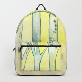 Hansel Chopping Wood Backpack