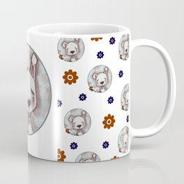 Dog  - by Diane Duda Coffee Mug