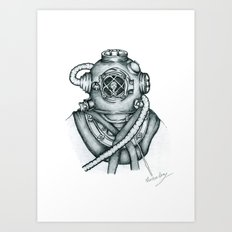 I Want My Mummy Art Print