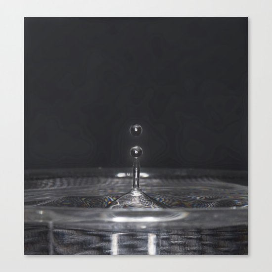 Water Drop's Canvas Print