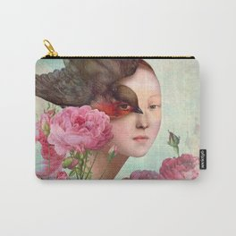 The Silent Garden Carry-All Pouch