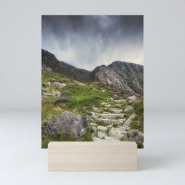 Mountain Path Mini Art Print