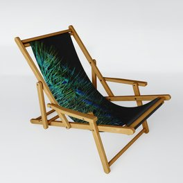 Peacock Details Sling Chair