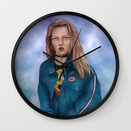THE 90's JOCONDE Wall Clock