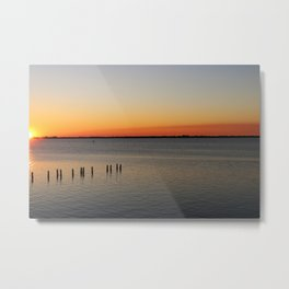 Southwest Florida Sunset Metal Print