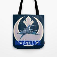 The Force Awakens Tote Bag