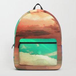 Om Cloud Fantasy Backpack