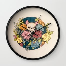 A Loneliness Like You Will Never Know Wall Clock