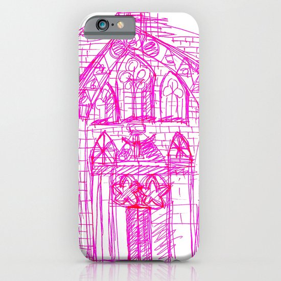 Building sketch iPhone & iPod Case
