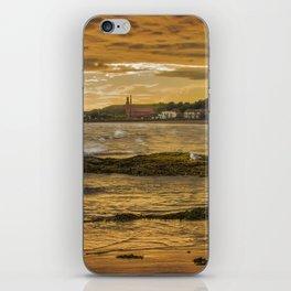 Ardrossan Sunset iPhone Skin