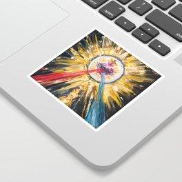Divine Mercy II Sticker