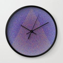A Blue Point Wall Clock