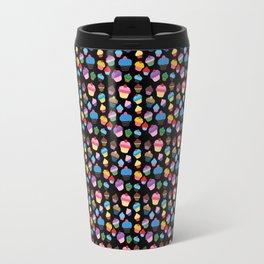 Rainbow Cupcakes Travel Mug