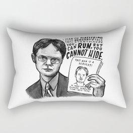 Dwight | Office Rectangular Pillow