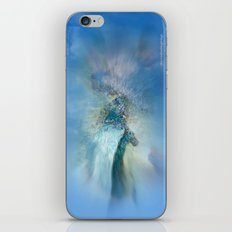 Lady Of The Universe iPhone & iPod Skin