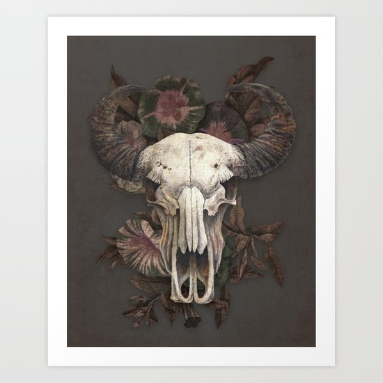 Nightshade Art Print